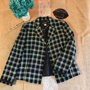 Requirements Tweed Suit Jacket/Blazer - EUC